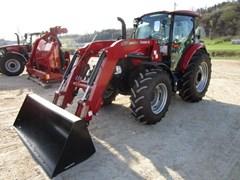Tractor For Sale 2021 Case IH FARMALL 120C PS