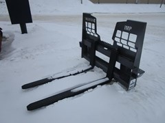 Pallet Fork For Sale 2021 Berlon BPFF-48-2 walk thru