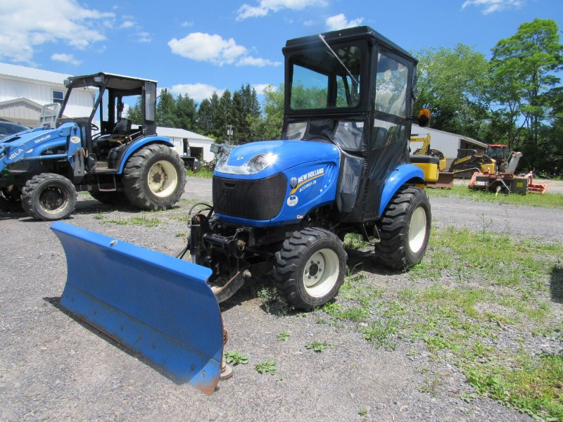New Holland Boomer24 Tractor For Sale