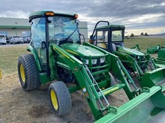 Tractor - Compact Utility For Sale:  2019 John Deere 4044R , 44 HP