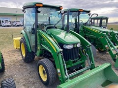 Tractor - Compact Utility For Sale:  2012 John Deere 3320 , 32 HP