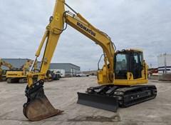 Excavator For Sale 2021 Komatsu PC138USLC-11