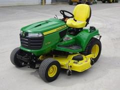 Riding Mower For Sale 2016 John Deere X730 , 24 HP