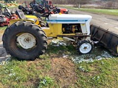 Tractor For Sale IH 154 CUB , 15 HP