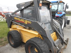 Skid Steer For Sale New Holland LS190