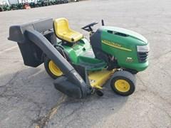 Riding Mower For Sale 2003 John Deere G100