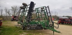 Field Cultivator For Sale John Deere 726 34'