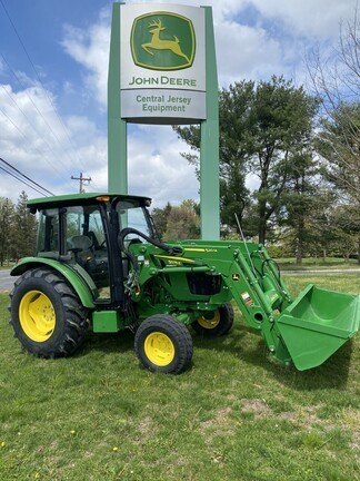 2019 John Deere 5075E Tractor - Utility For Sale