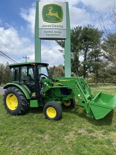 Tractor - Utility For Sale 2019 John Deere 5075E , 75 HP