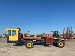 Bale Wagon-Self Propelled For Sale New Holland BALEWAGON
