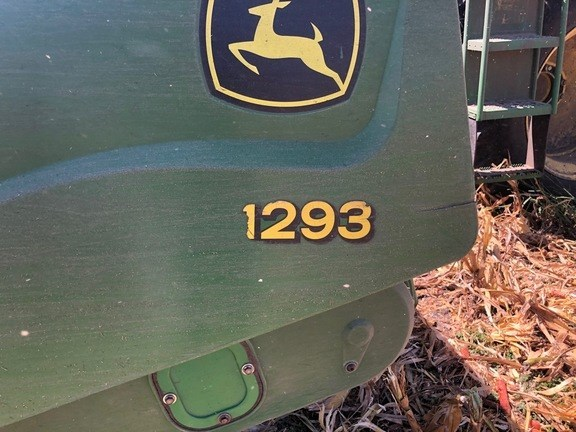 2006 John Deere 1293 Header-Corn For Sale