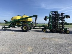Air Seeder For Sale 2008 John Deere 1890
