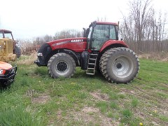 Tractor - Row Crop For Sale 2011 Case IH 235 MAGNUM , 195 HP