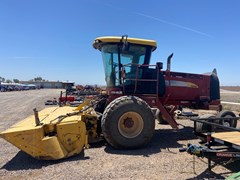 Windrower-Self Propelled For Sale 2007 New Holland H8060