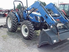 Tractor For Sale 2006 New Holland TN95A , 95 HP
