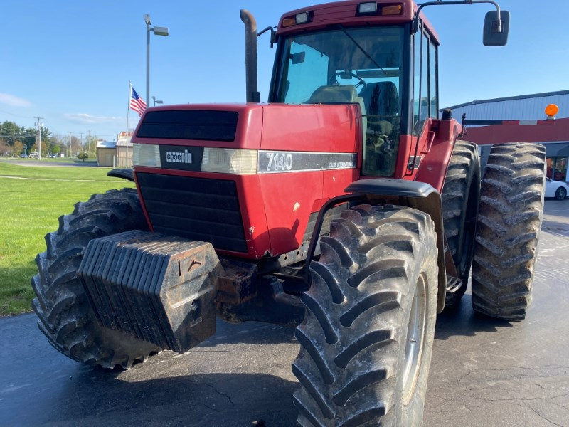 1988 Case IH 7140 Tractor For Sale