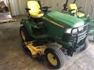 Riding Mower For Sale:  2007 John Deere X748 , 24 HP