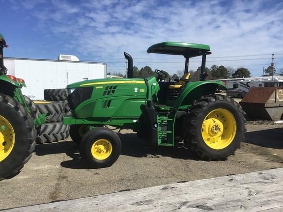 2018 John Deere 6155M Tractor - Row Crop For Sale