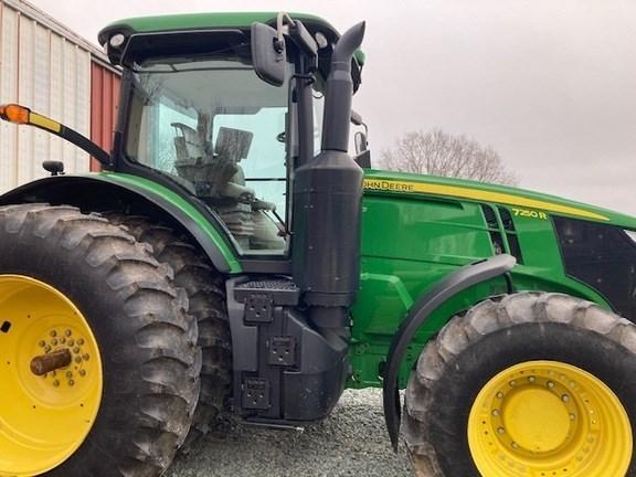 2017 John Deere 7250R Tractor - Row Crop For Sale