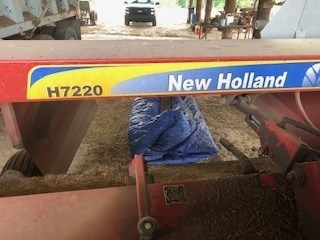 2013 New Holland H7220 Mower Conditioner For Sale