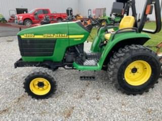 John Deere 4200 Tractor For Sale