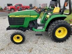 Tractor For Sale John Deere 4200 , 26 HP