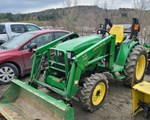 Tractor - Compact Utility For Sale: 2003 John Deere 4310, 31 HP