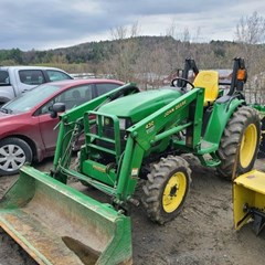 Tractor - Compact Utility For Sale:  2003 John Deere 4310 , 31 HP