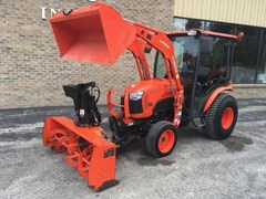 Tractor For Sale 2014 Kubota B3350HSDC