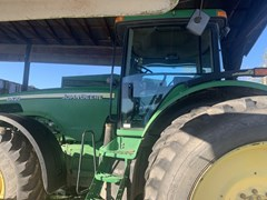 Tractor - Row Crop For Sale 2002 John Deere 8420 , 270 HP