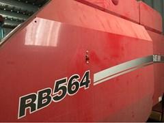 Baler-Round For Sale 2008 Case IH RB564