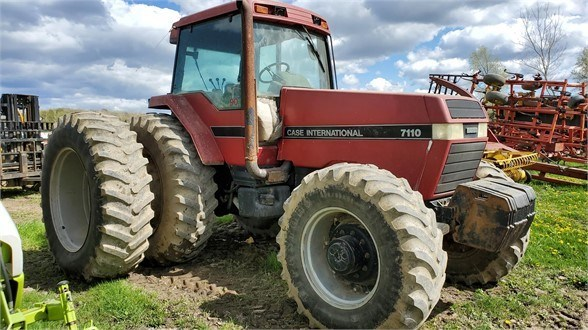 1991 Case IH 7110 Tractor For Sale