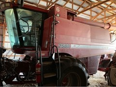 Combine For Sale 2008 Case IH 2588
