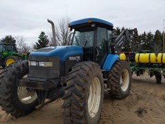 Tractor For Sale 1998 New Holland TV140 , 140 HP