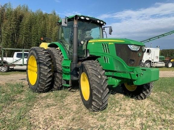 2012 John Deere 6190R Tractor - Row Crop For Sale
