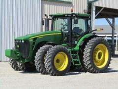 Tractor - Row Crop For Sale 2010 John Deere 8345R , 345 HP