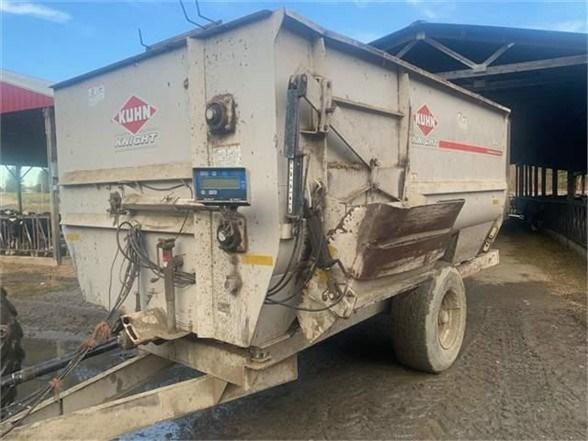 Kuhn Knight 3150 Feeder Wagon-Portable For Sale