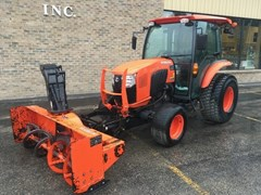 Tractor For Sale 2015 Kubota L4760HSTC