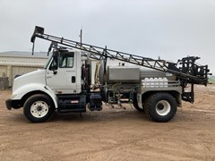 Floater/High Clearance Spreader For Sale 2006 International 8600