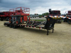 Equipment Trailer For Sale 2021 Big Tex Trailers 22GN HD