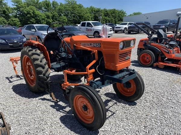 Kubota L245 Tractor For Sale