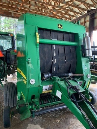 2008 John Deere 458 Baler-Round For Sale