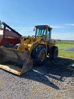 Wheel Loader For Sale Deere 544G