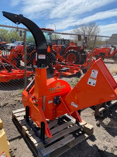 2021 Land Pride WC1504 Chipper-Hand Fed For Sale