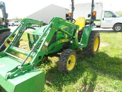 Tractor - Compact Utility For Sale 2018 John Deere 3032E , 25 HP