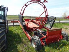 Bale Wrapper For Sale 2016 Anderson NWS660