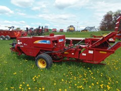 Baler-Square For Sale 2009 New Holland BC5070