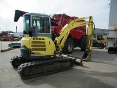 Excavator-Mini For Sale Yanmar VIO55-5
