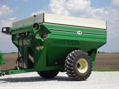 Grain Cart For Sale 1998 J & M 875-16