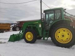 Tractor - Row Crop For Sale:  2005 John Deere 7320 , 125 HP